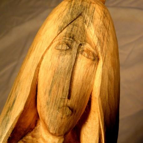 PŘÁNA Dřevořez