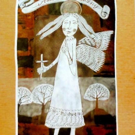Sada pohlednic Lucie Čapkové